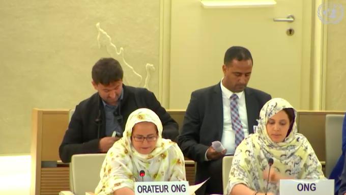 مجلس حقوق الإنسان مطالب بإدانة عمليات نهب الموارد الطبيعية للصحراء الغربية من قبل الإحتلال المغربي.