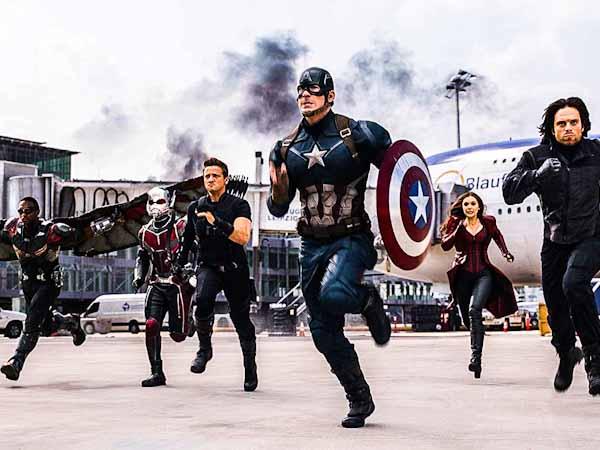 Capitão América: Guerra Civil; análise sobre o filme