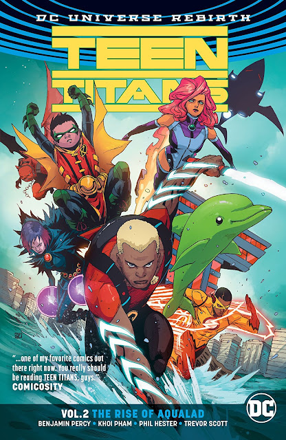 Teen Titans vol. 2: The Rise of Equaled