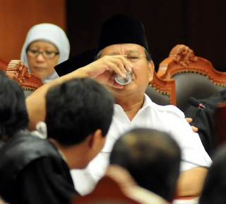 Kisah Prabowo Minum Air Sumur dari Seluruh Kabupaten di Indonesia