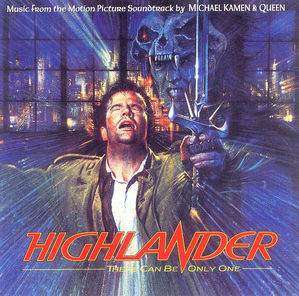 Queen Highlander Soundtrack: Lágrima Psicodélica: Highlander