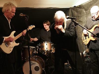The Castle Inn St Ives - Nuclear Blues