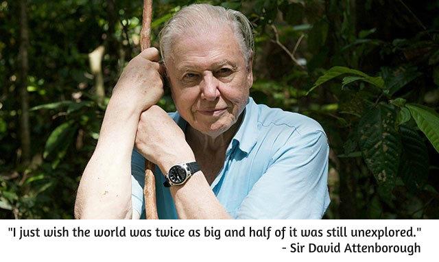 Resultado de imagen de blogspot, David Attenborough.