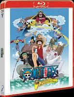 One Piece. Aventura en la Isla Engranaje