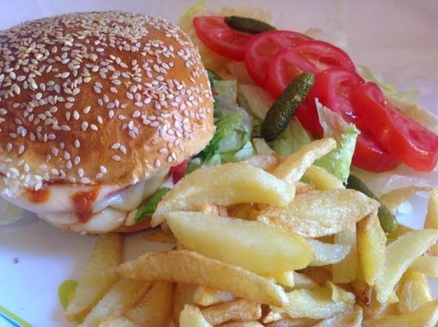 Recette du Burger fait maison