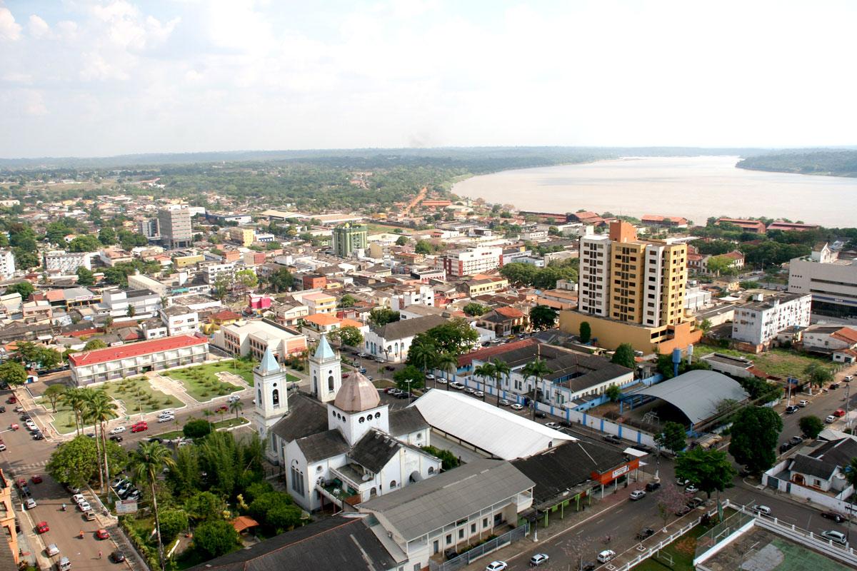 Rondônia | 10 Cidades Mais Populosas de Rondônia