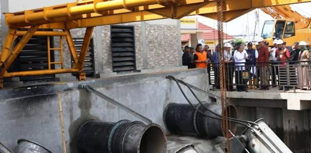Siap Bantu Banjir Jakarta, Gubernur Jateng: Hentikan Caci Maki!