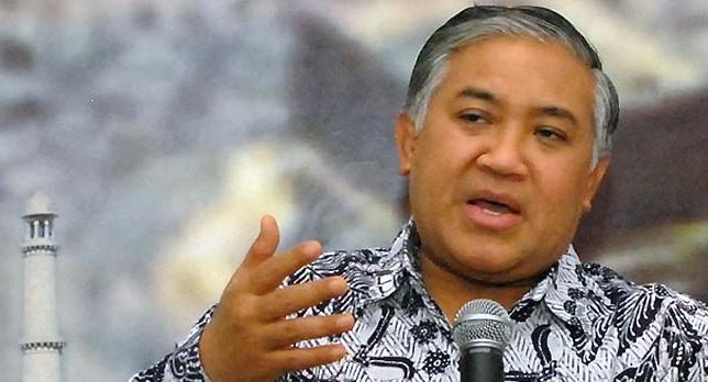 Din Syamsuddin: Permasalahan Sebenarnya Bukan Ahok tapi Ancaman Kekuatan Uang