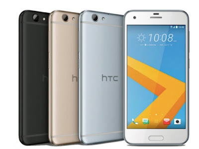HTC dispositivo gama alta