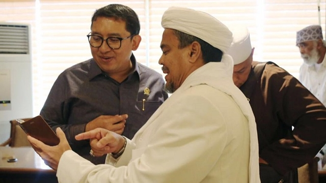 Fadli Zon: Ada Tangan Tak Terlihat yang Menginginkan Habib Rizieq Tidak Kembali