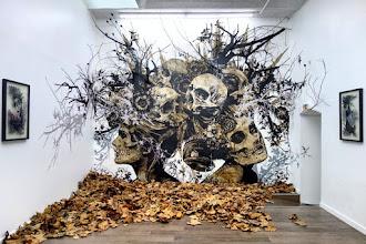 Expo : Beautiful Decay - Eric Lacan - Galerie Openspace - Jusqu'au 7 octobre 2017