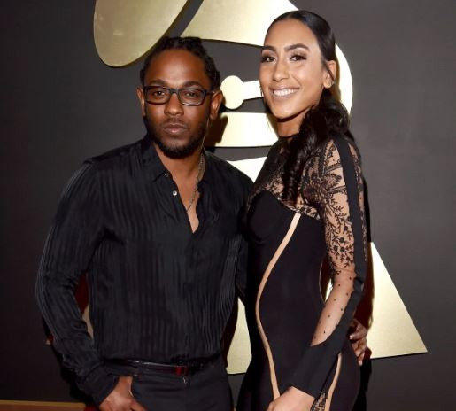 Kendrick Lamar is now a proud father
