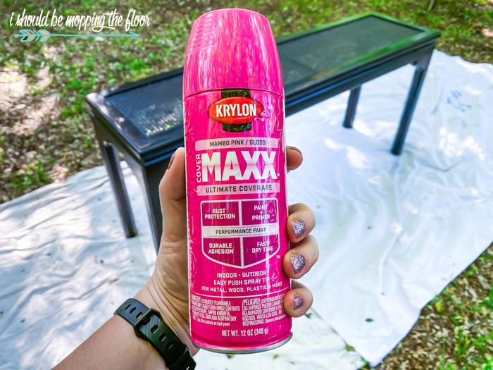 Krylon Mambo Pink