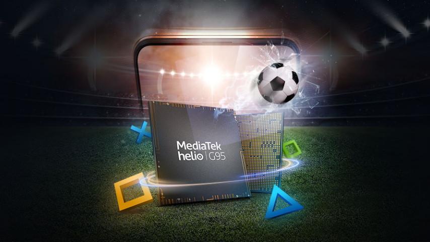 Benchmark MediaTek Helio G95 Setara Dengan