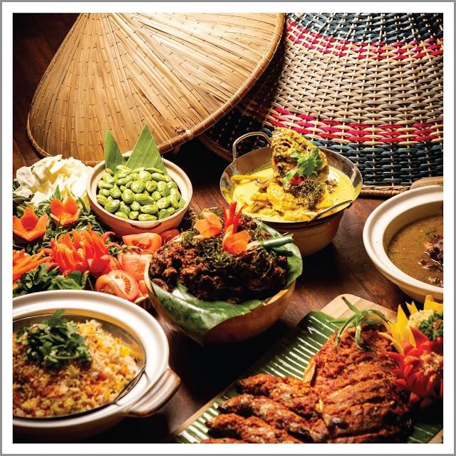 Shook Ramadan Buffet 2021 - Malay Dishes