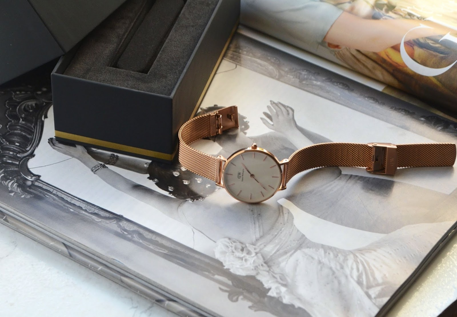 time daniel wellington watch review