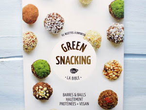 Green snacking, Fern Green {Pour faire le plein de protéines !}