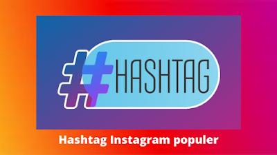 Hashtag Instagram populer