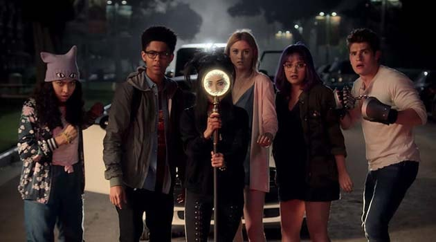 TV Series - Runaways