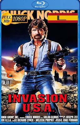 Invasión a los Estados Unidos (1985) Latino HD [1080p] [GoogleDrive] RijoHD