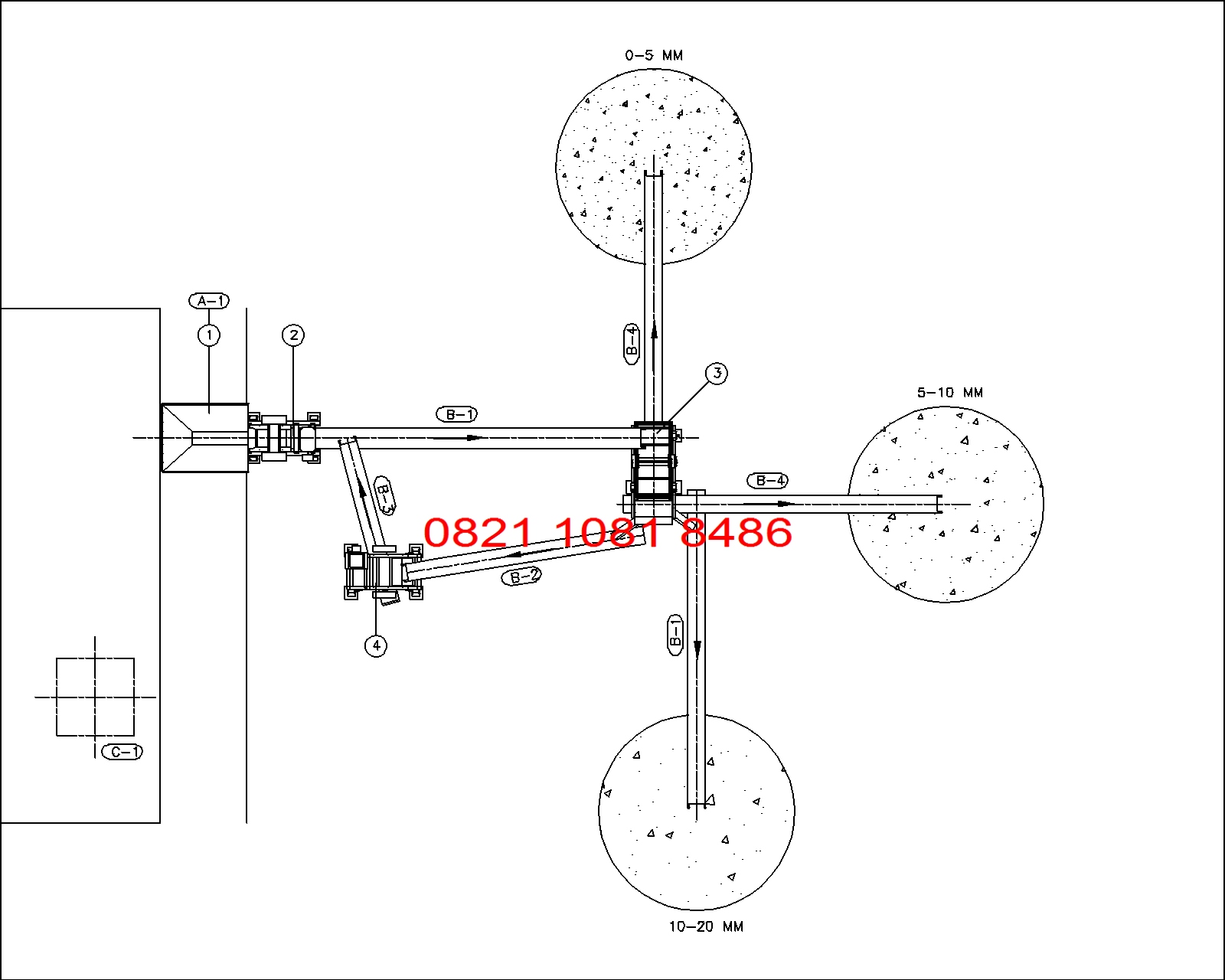 Jual Stone Crusher Plant 30 40 Tph Opsi 01 Jual Stone