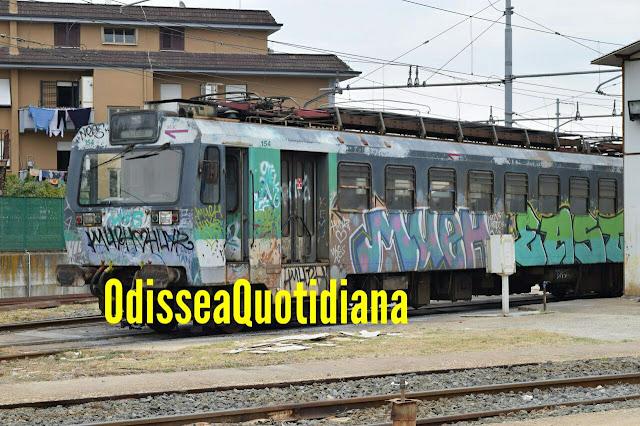 Capienza massima al 50%? Un sogno sulla Ferrovia Roma Nord