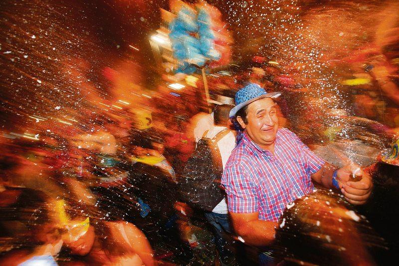 Guía para pasar un Año Nuevo sin eventos de fuegos artificiales