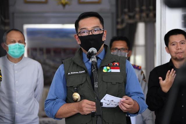 Ridwan Kamil Beberkan 9 Program Bantuan Sosial COVID-19 selama PSBB