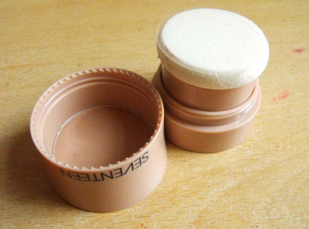 The Perfect Everyday Blush | Seventeen Cheek Stamp Blush in Bashful