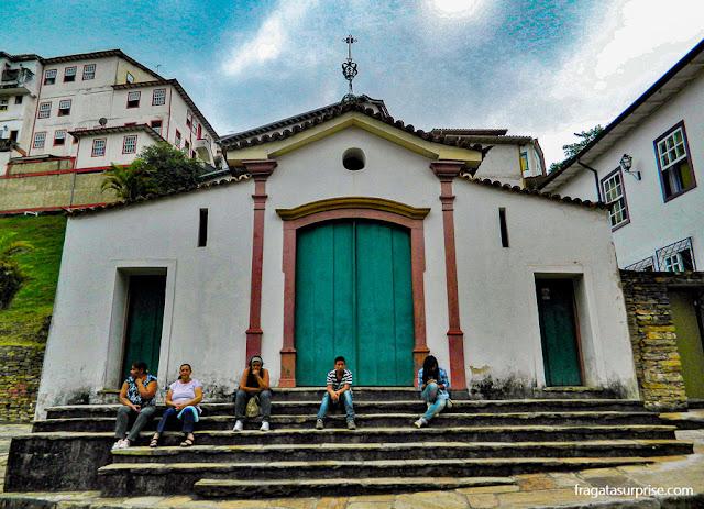 Capela do Bonfim, Ouro Preto