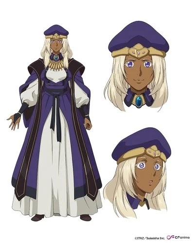 Kyojinzoku no Hanayome (The Titan's Bride)