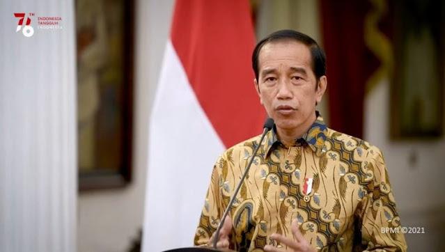 PPKM Tetap Diperpanjang, Jokowi Beberkan Sejumlah Pelonggaran