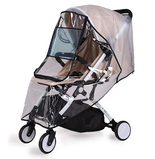 emece Stroller Rain Cover Universal, Baby Travel Weather Shield