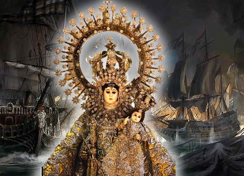 Nossa Senhora do Rosário de La Naval de Manila fez milagre comparado ao de Lepanto