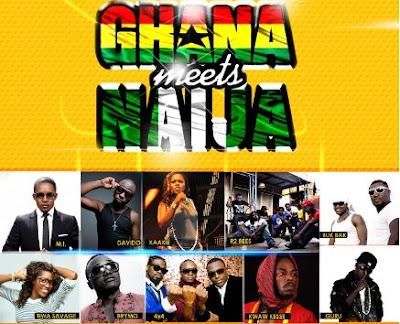 LATEST MUSIC VIDEOS › VIDEO: Wizkid Performance @ Ghana Meets Naija 2013 Part 2
