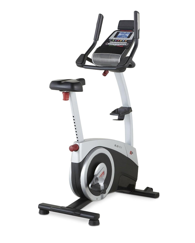 Exercise Bike Zone: ProForm 8.0 EX Exercise Bike, Review
