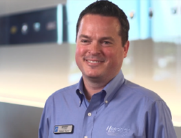 Robert Taylor, vice president of IT, Hendrick Automotive