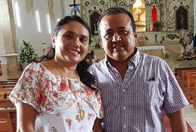 Alcalde de Peto, Edgar Román Calderón Sosa, y esposa, contagiados de COVID-19