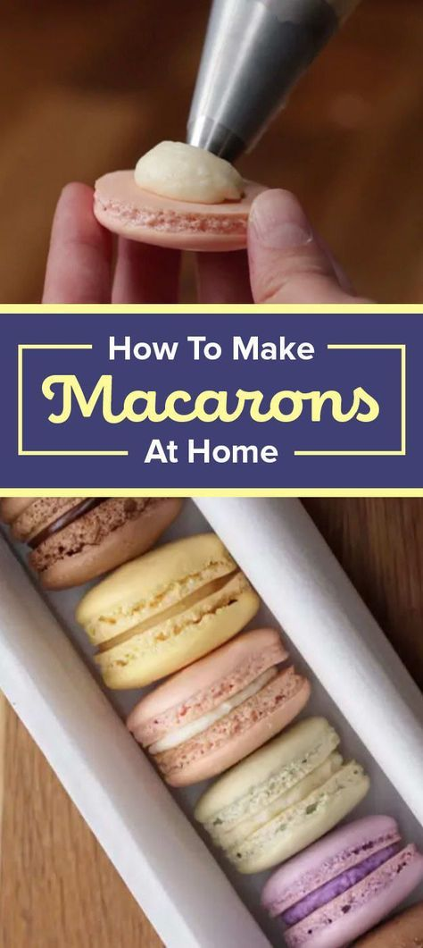 Here's How To Make The Best Macarons at Home #recipes #baking #bakingrecipes #food #foodporn #healthy #yummy #instafood #foodie #delicious #dinner #breakfast #dessert #lunch #vegan #cake #eatclean #homemade #diet #healthyfood #cleaneating #foodstagram