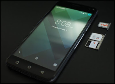 Bluboo XFire 2, The Android Phone With 3 SIM Slots