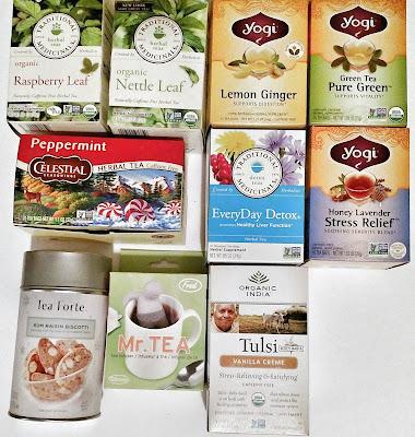 Herbal teas to try -ClassyCurlies