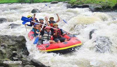 Konto River Rafling Kediri