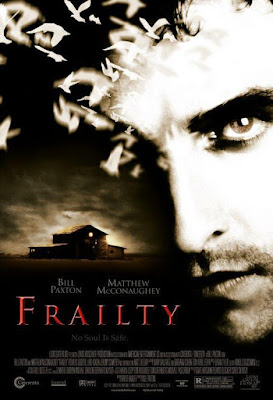 Frailty 2001 DVD R1 NTSC Latino