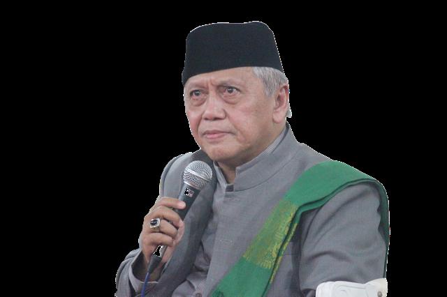 Foto KH Achmad Chalwani Berjan Purworejo