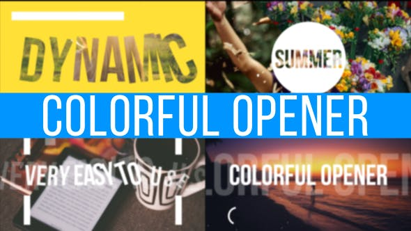 Colorful Opener[Videohive][After Effects][15881676]