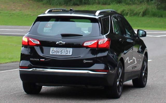 Chevrolet Equinox 1.5 Turbo Midnight 2020