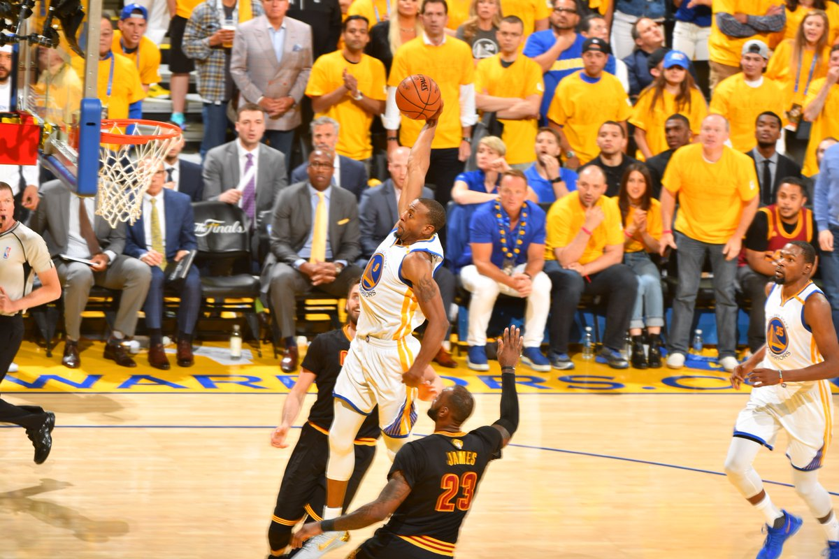 Warriors beat Cavaliers to win second NBA title in three ...