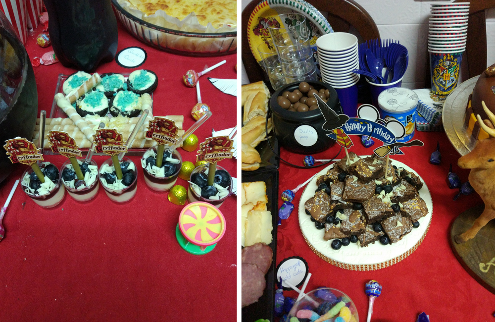 Harry Potter birthday party + pims cake design + glood+ party and bite +festa de aniversário + 25 anos + blogue de casal + lifestyle + Harry Potter + decoração Harry Potter + wc hp + comida harry potter + decor + blogue ela e ele + ele e ela