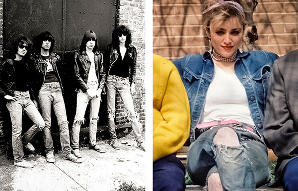 Ramones Madonna