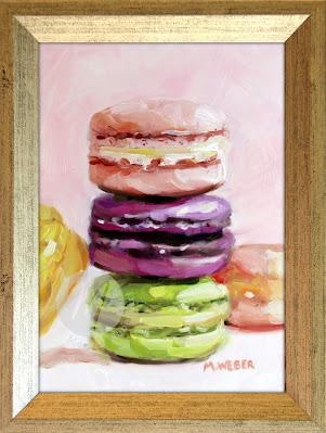 sweet-treats-french-macaron-painting-merrill-weber